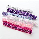 Fantasia Six-Pack Sequin Headband Wraps ($6)