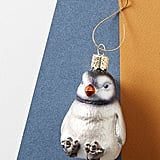 Seated Penguin Ornament