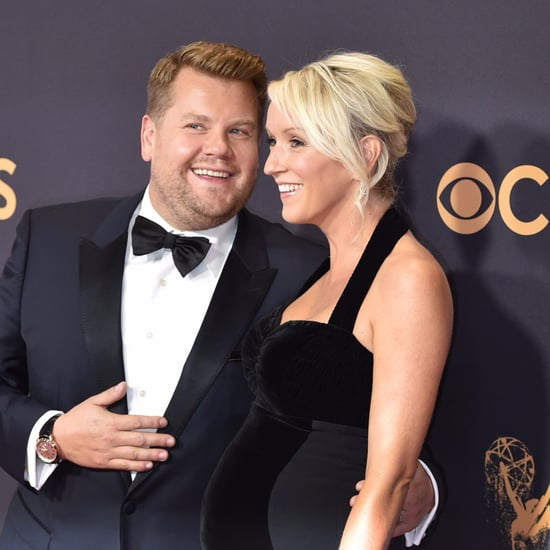 James Corden and Julia Carey Welcome Third Child