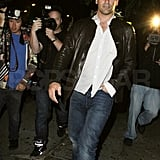 Jon Hamm had a night out in LA.