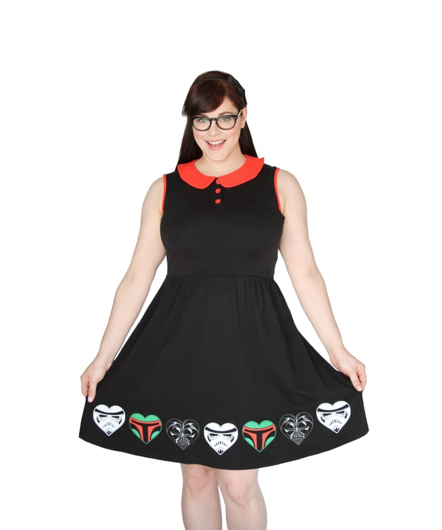 Bad Guys Heart Dress ($60)