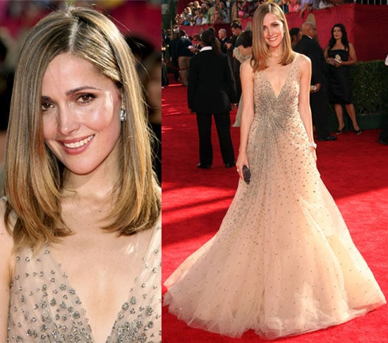 Photo of Rose Byrne at 2009 Primetime Emmy Awards
