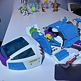 Disney-Pixar Toy Story Buzz Lightyear Command Spaceship Set