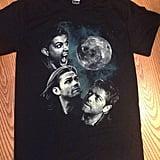 Three Supernatural Moon T-Shirt