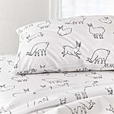 Llamas Sheet Set