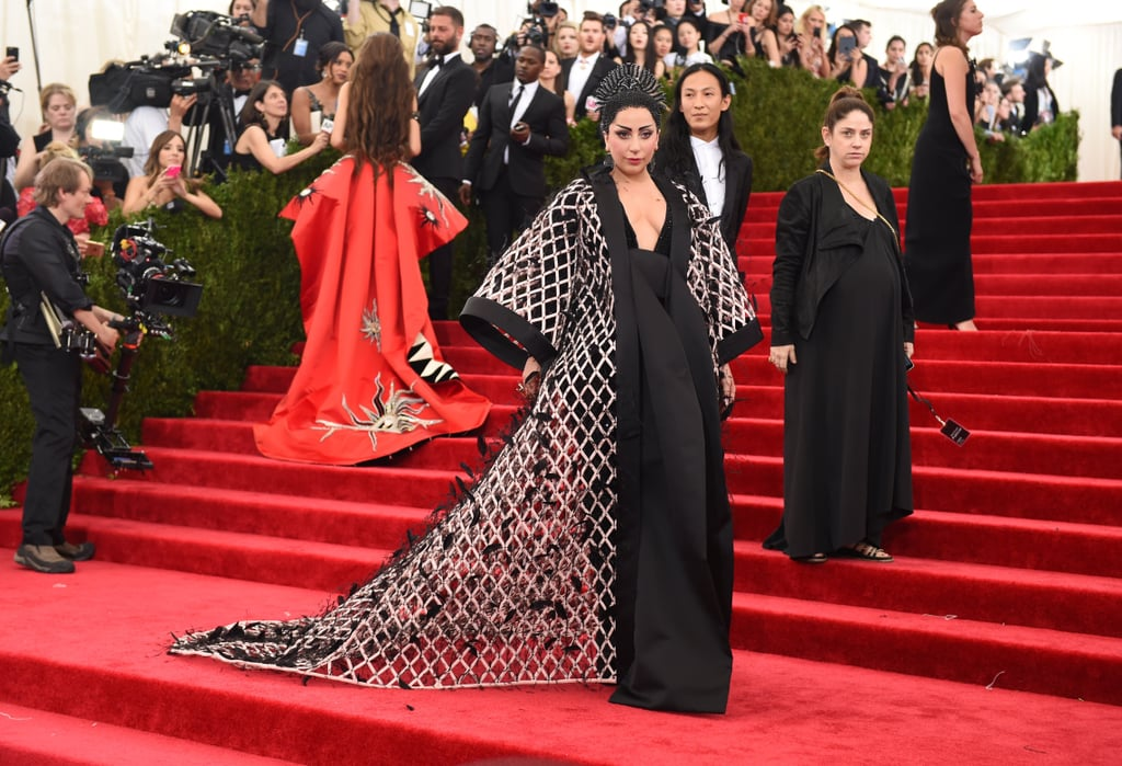 "After following the controversial theme of ""Heavenly Bodies: Fashion and the Catholic Imagination"" in 2018, the 2019 edition of the Met Gala will be going in a very different direction. On Oct. 9, the Metropolitan Museum of Art announced that the theme for next year's Costume Institute exhibition will be framed around Susan Sontag's seminal 1964 essay ""Notes on 'Camp,'"" with Lady Gaga, Harry Styles, Serena Williams, and Gucci's creative director Alessandro Michele named as co-hosts alongside Vogue's editor-in-chief Anna Wintour.  ""We are going through an extreme camp moment,"" explains Andrew Bolton, the curator in charge of the Costume Institute, to The New York Times. ""It felt very relevant to the cultural conversation to look at what is often dismissed as empty frivolity but can be actually a very sophisticated and powerful political tool, especially for marginalized cultures."" But how should one dress for such a momentous occasion? Well, Bolton mentions the idea of surplus — ""A bow that's too big, too many feathers, too many sequins"" — which perfectly resonates with Sontag's definition of what camp is: the ""love of the unnatural: of artifice and exaggeration . . . style at the expense of content . . . the triumph of the epicene style."" And as for Gucci's creative director, without whom this exhibition wouldn't have been made possible, camp means one thing: ""the unique ability of combining high art and pop culture."" As we patiently and excitedly wait to see how guests will interpret next year's fascinating theme, read on to see why the new co-hosts were the perfect choice, as well as the guests we're most excited to see dress for the occasion.       Related:                                                                                                           Every Question You've Ever Had About the Met Gala, Answered in an Instant"