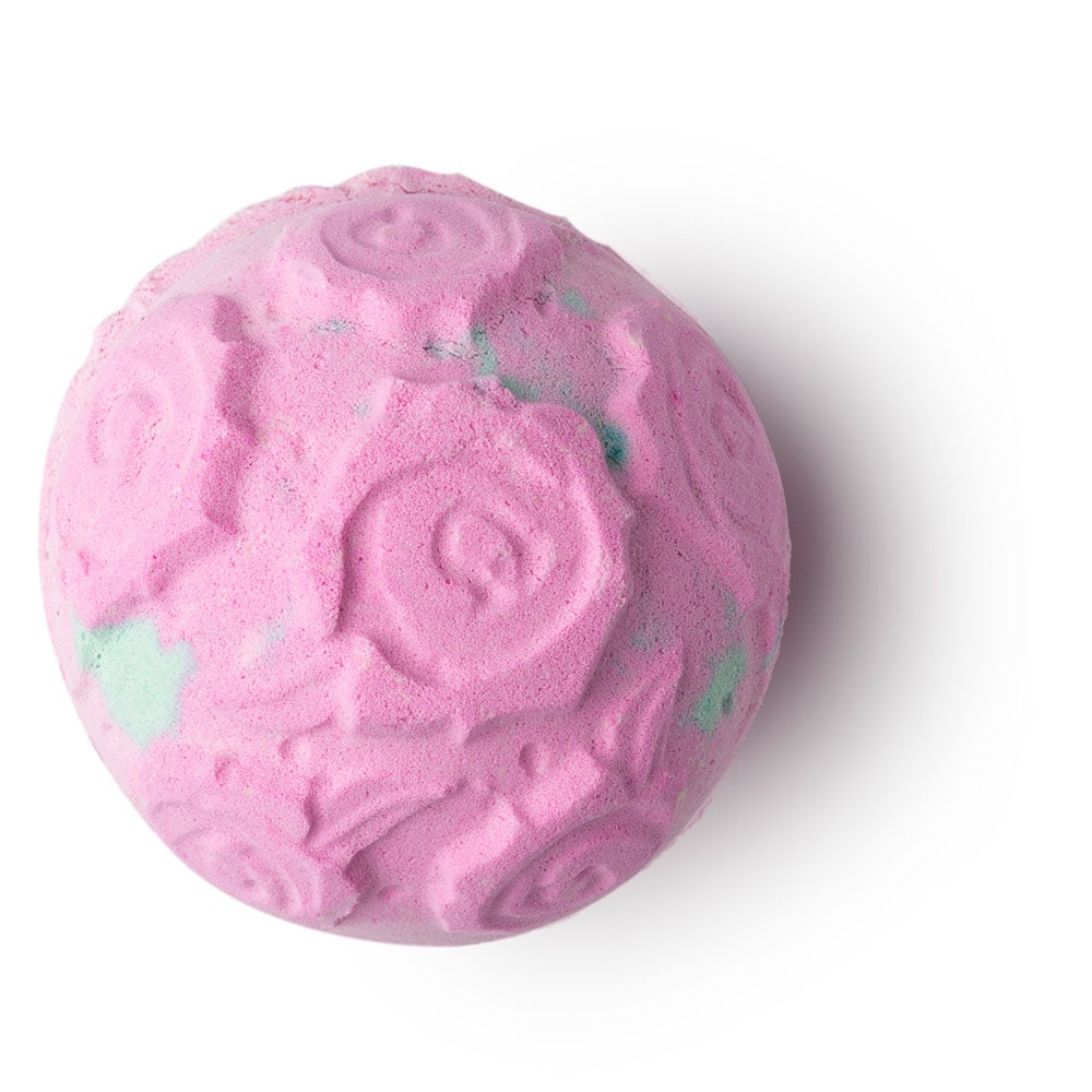 Lush Rose Bombshell Bath Bomb