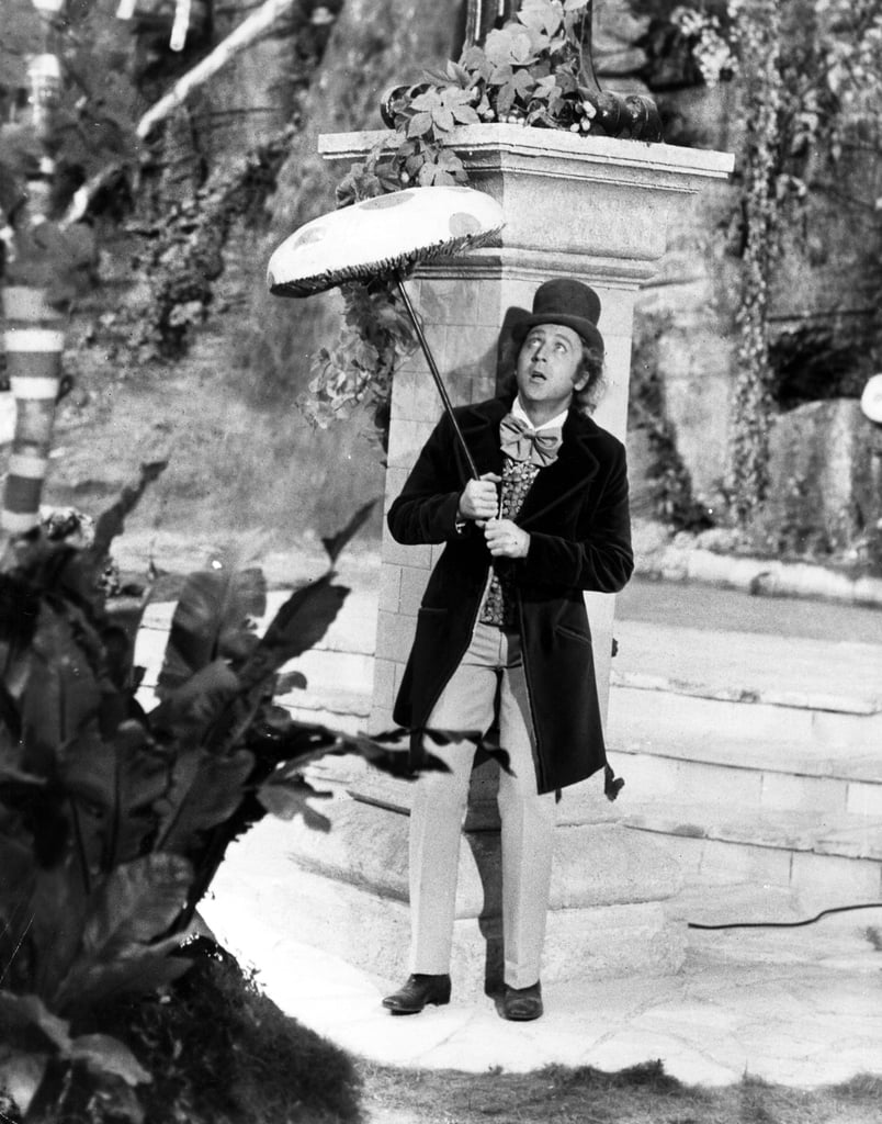 Will Timothée tote around a giant mushroom on his cane like Gene did back in the day? We'll have to wait until 2023 to find out.