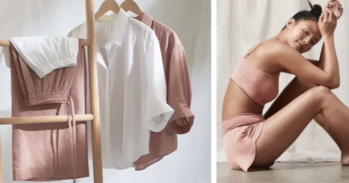 This Brand Just Launched a New Sleepwear Line That's Crazy Soft