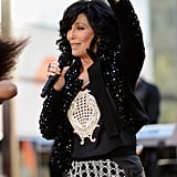 May 20 — Cher