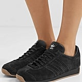 Khaite - + Adidas Originals suede Sneakers