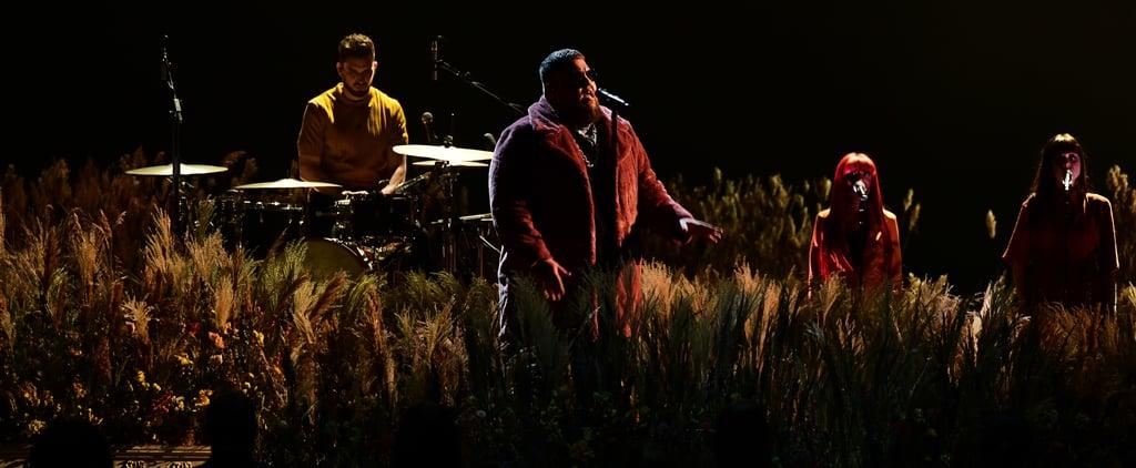 Rag'n'Bone Man, Pink Perform With NHS Choir at BRIT Awards