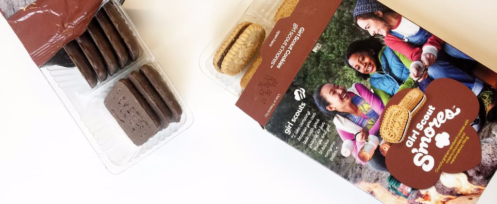 We Tried the New Girl Scouts S'more Cookies and You Definitely Have To
