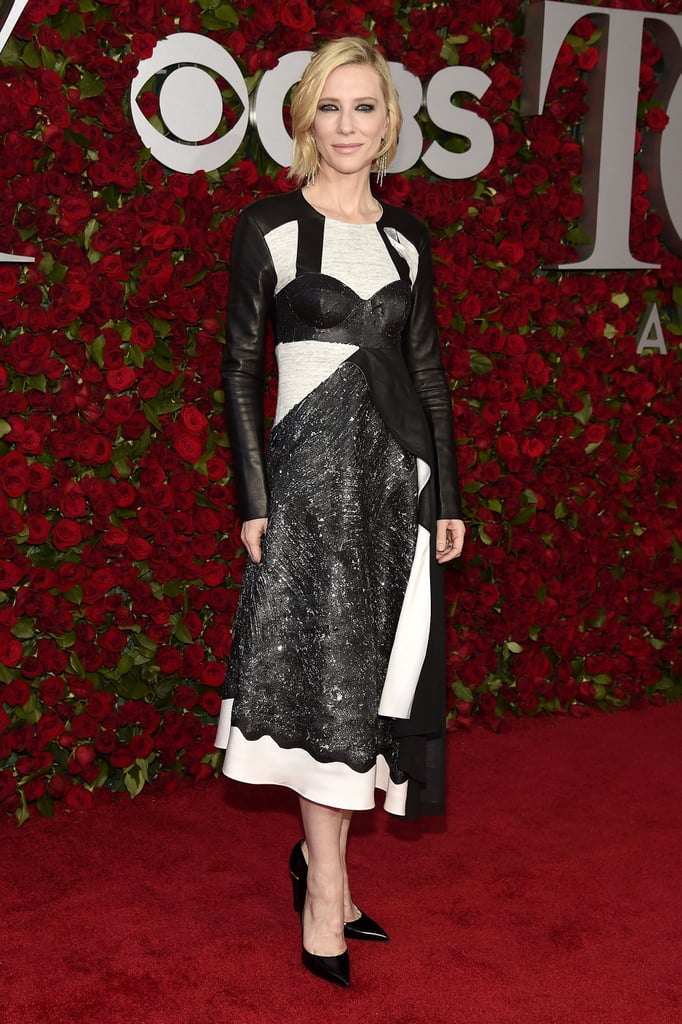 Cate Blanchett's Louis Vuitton Dress at the Tony Awards 2016