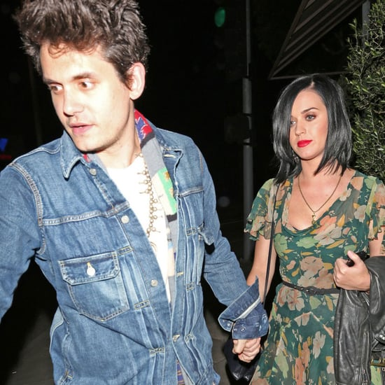 Katy Perry and John Mayer at Mozza | Pictures