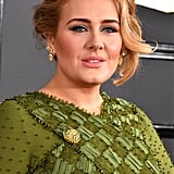 Adele's Hair and Makeup at the 2017 Grammys
