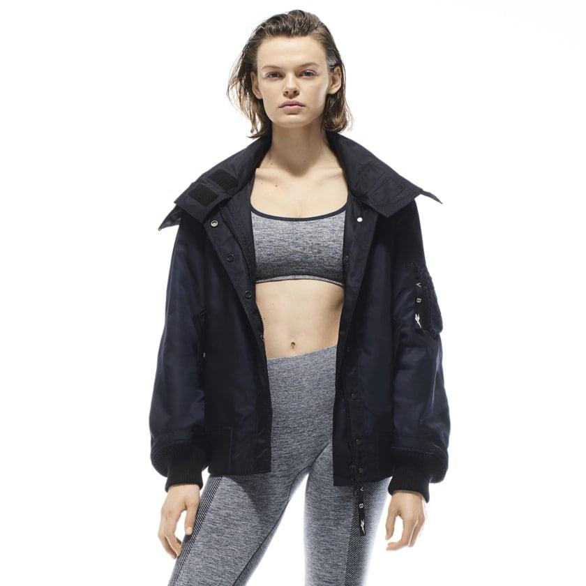 Reebok x VB Hooded Jacket — Blue