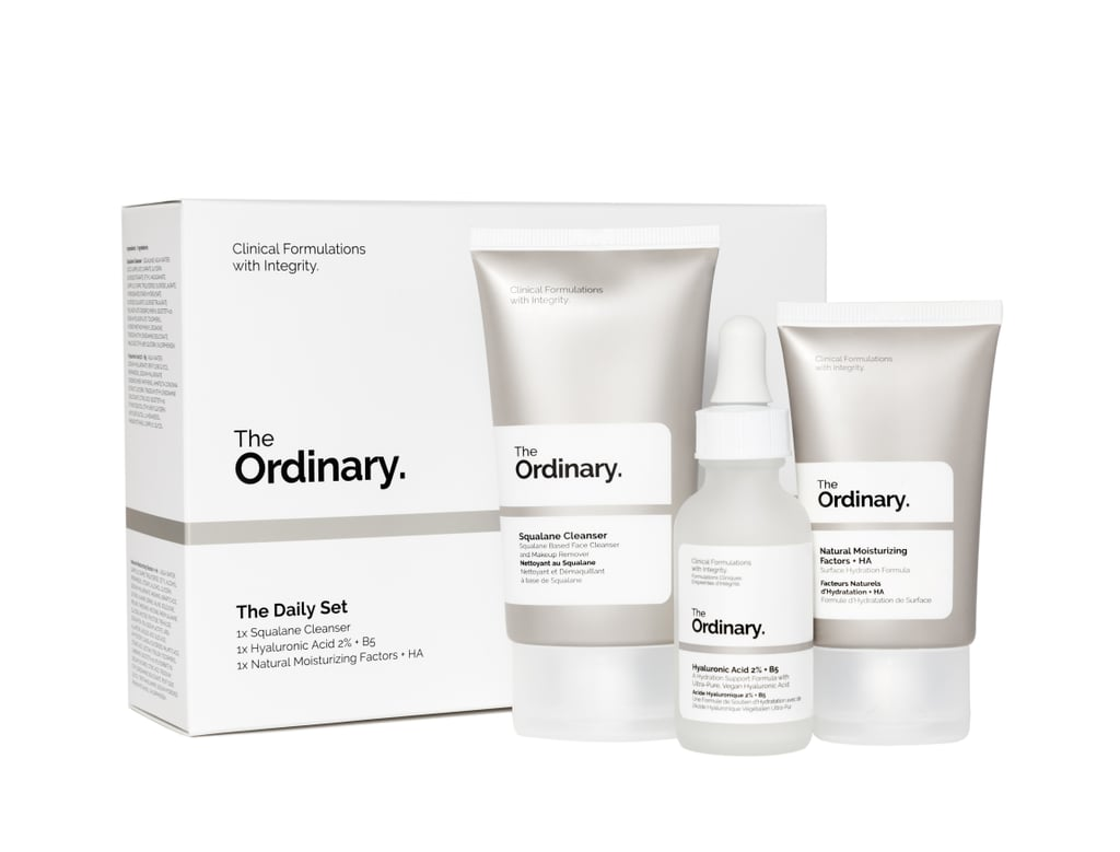 The Ordinary's Daily Set