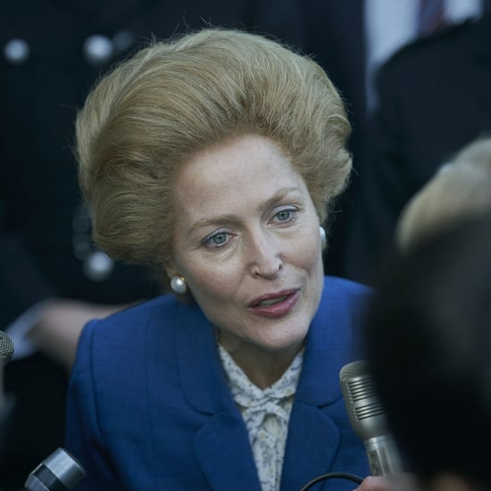 Margaret Thatcher Hairstyle Details on The Crown Season 4