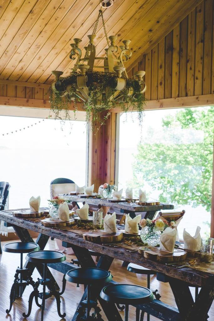 Elegant Lake Wedding