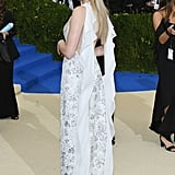 Sophie Turner at the Art of the In-Between Costume Institute Gala in 2017