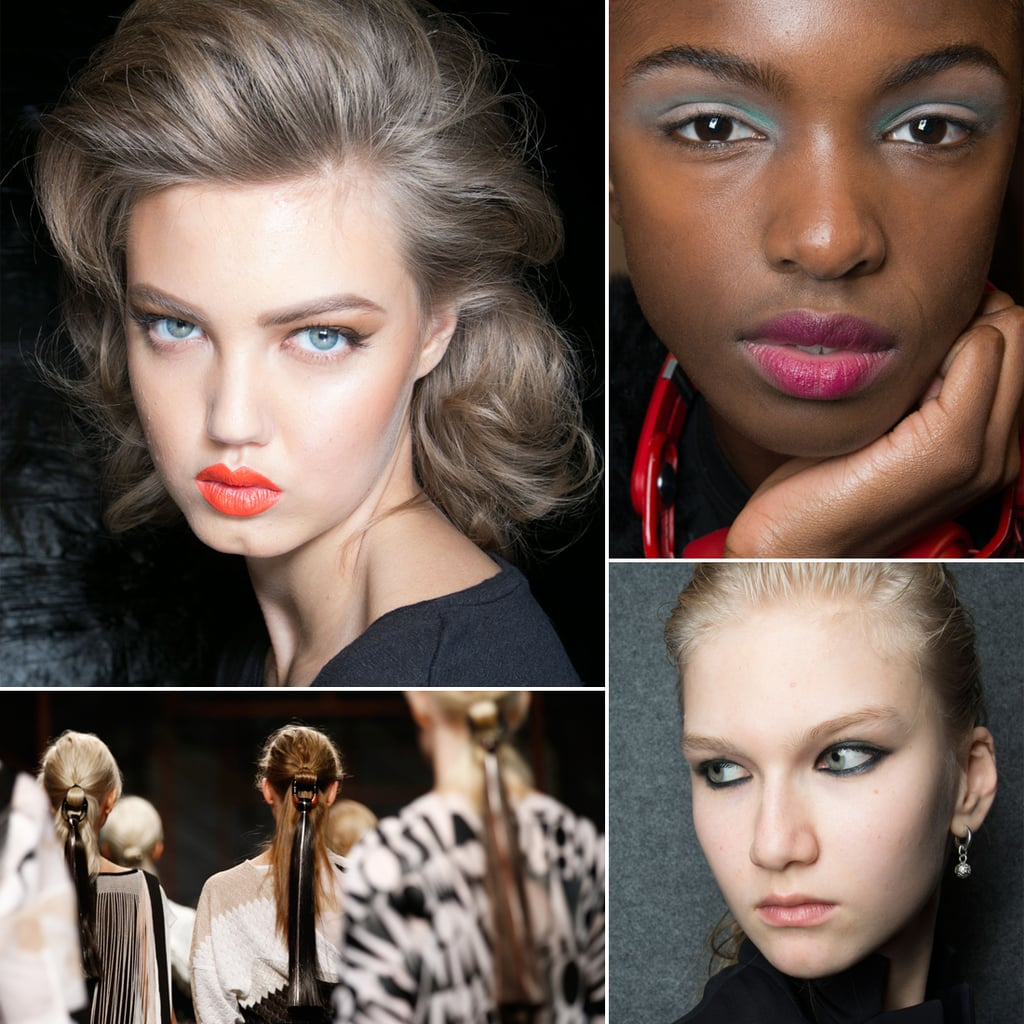 Beauty Trends Spring 2014