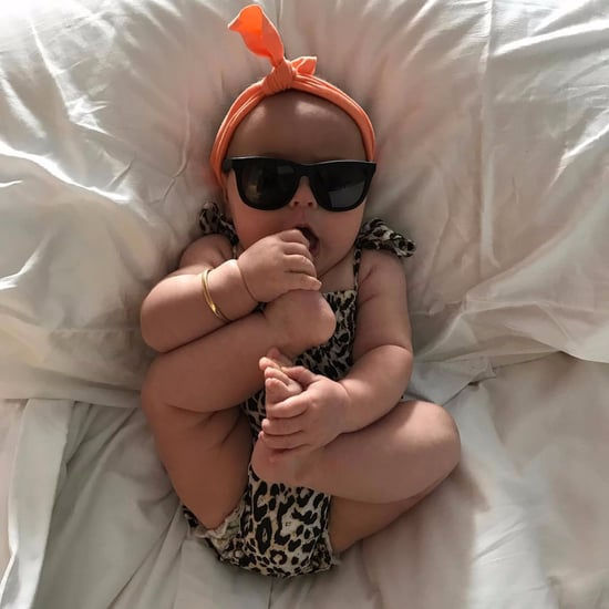 Cute Photos of Audrina Patridge's Daughter