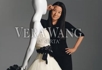 Sleep Fashionably Tight On Vera Wang Serta Beds