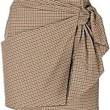 Etoile Isabel Marant Check Skirt