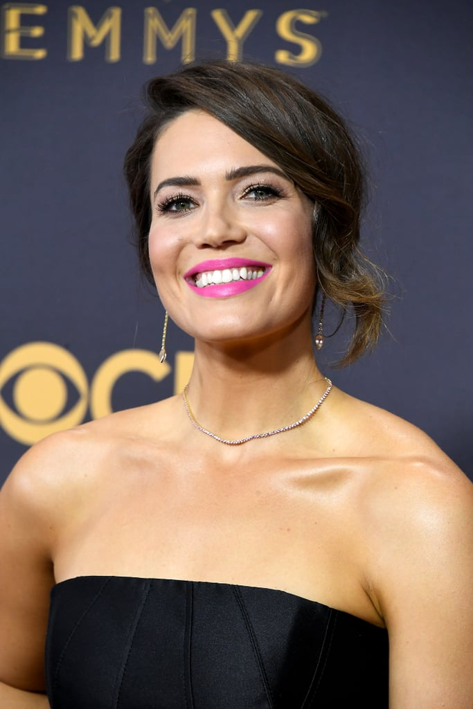 Image result for Mandy Moore emmys 2017