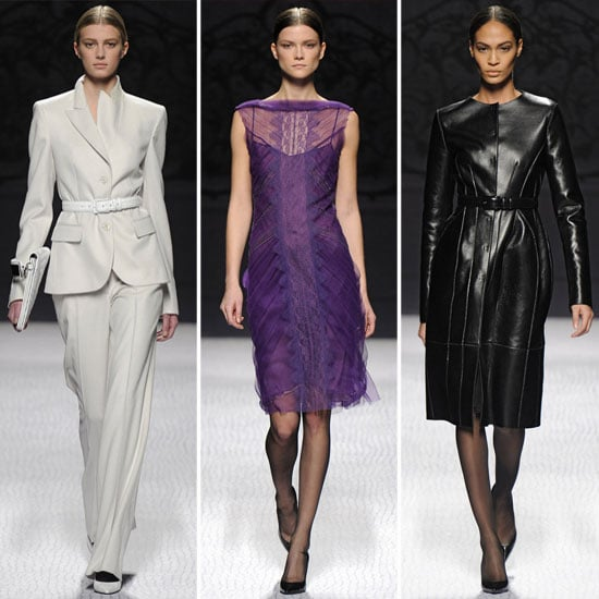Runway Review and Pictures from Alberta Ferretti at 2012 A/W MilanFashion Week