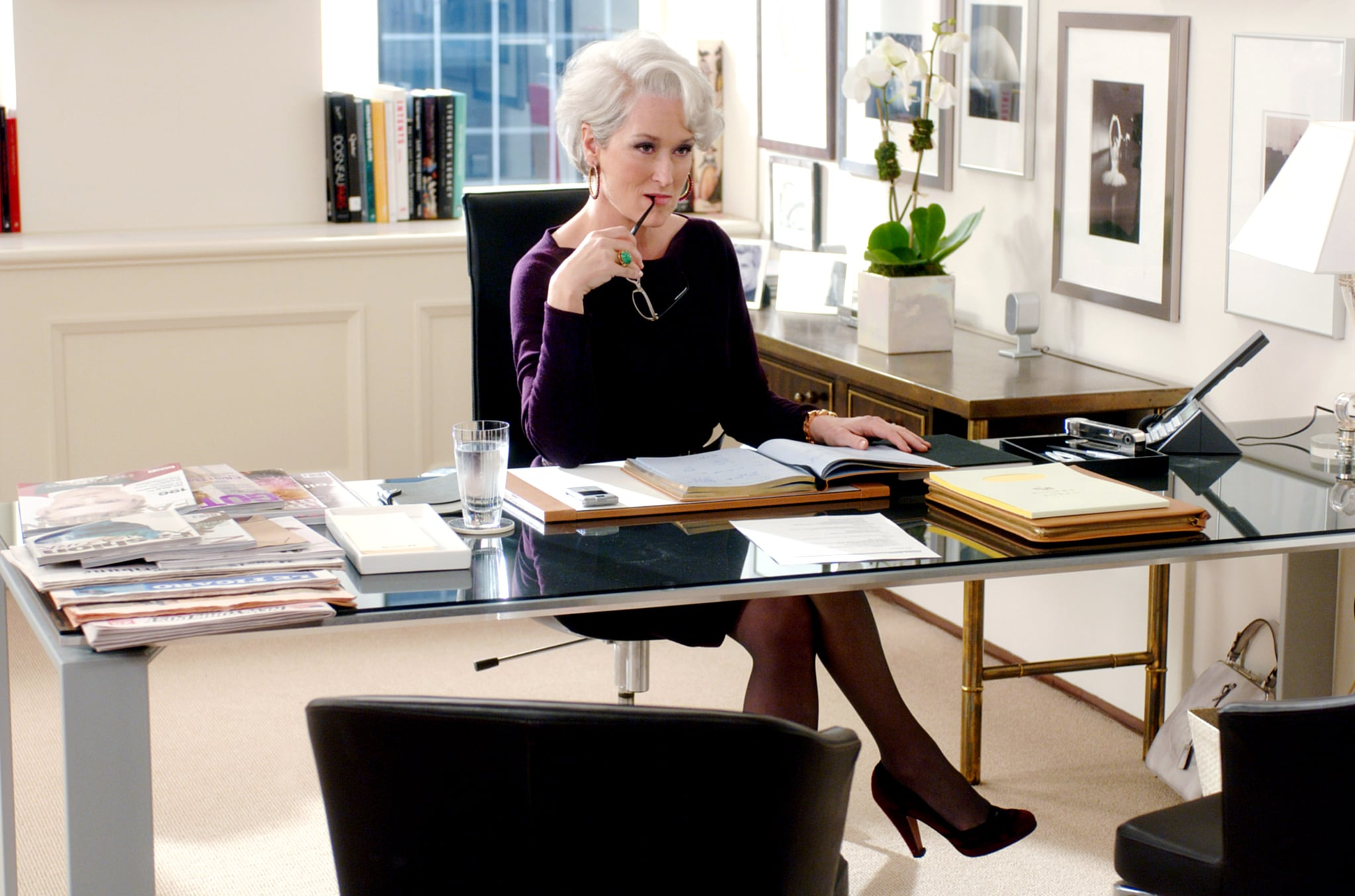 THE DEVIL WEARS PRADA, Meryl Streep, 2006, TM & Copyright (c) 20th Century Fox Film Corp. All rights reserved.