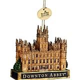 Downtown Abbey Ornaments ($10)