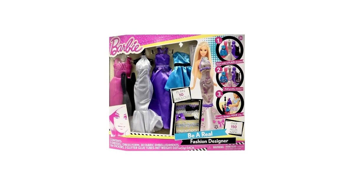 Barbie Be A Fashion Designer Barbie Doll Gift Ideas Popsugar Middle East Family Photo 56