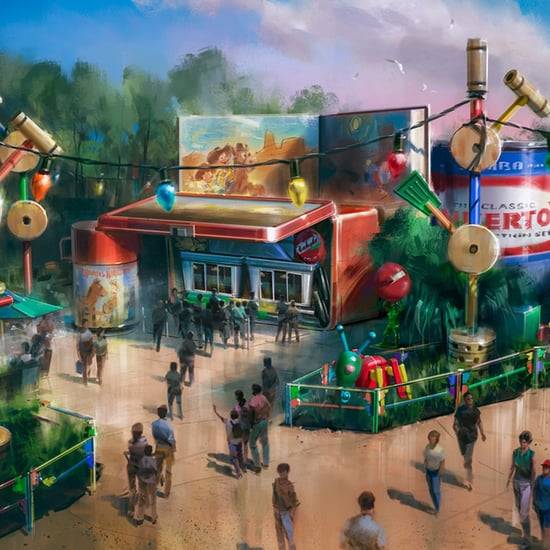 Toy Story Land Restaurant