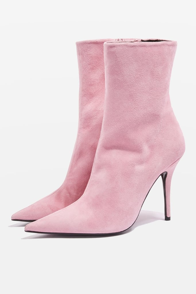 Topshop Hazard Ankle Boots