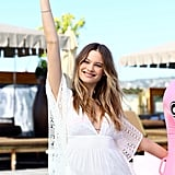 Behati Prinsloo Victoria's Secret Swim Launch 2016 Pictures