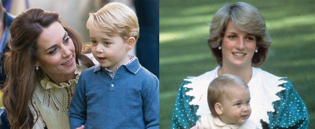 How Kate Middleton Is Like Princess Diana