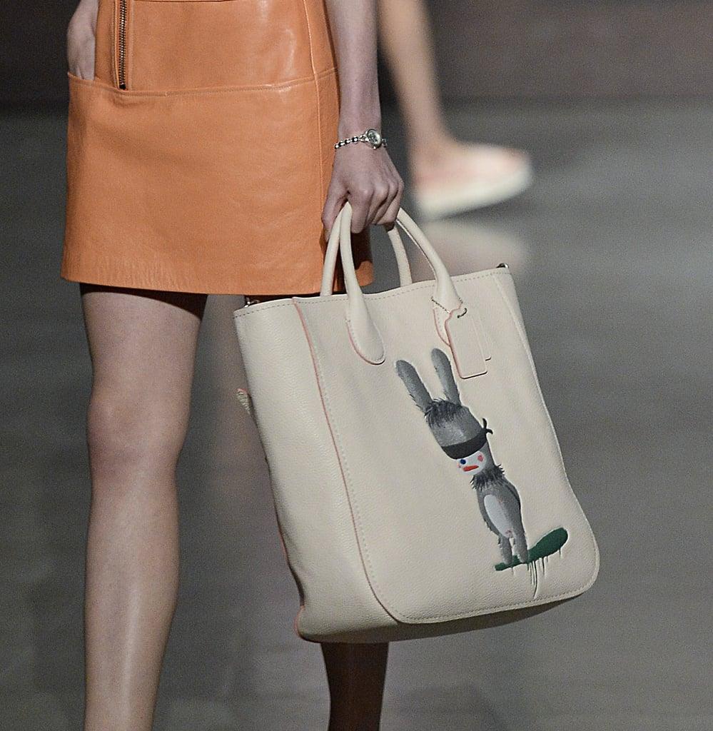 Coach Spring 2015 | Spring Bag Trends 2015