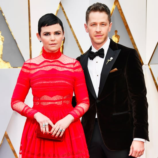 Josh Dallas et Ginnifer Goodwin aux Oscars 2017