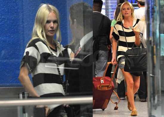 Photos of Kate Bosworth Arriving in Miami