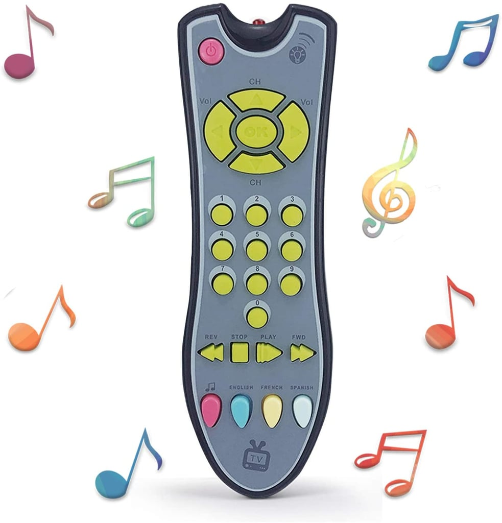 Baby Musical TV Remote Control