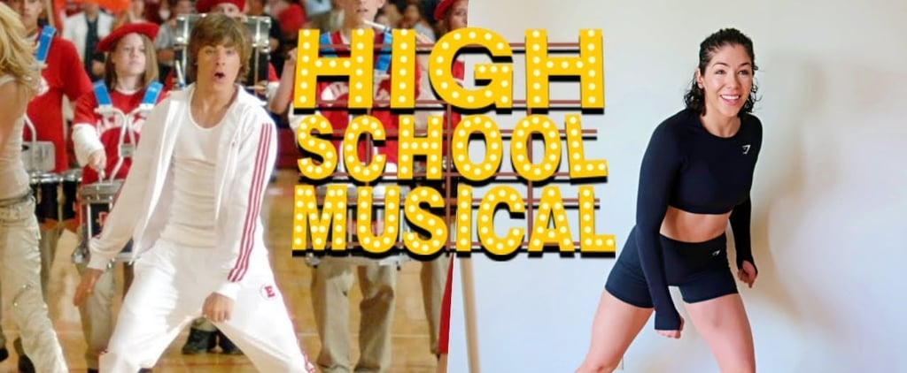 Try This 10-Minute High School Musical Cardio Workout