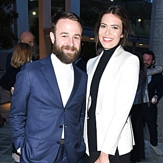 Mandy Moore and Taylor Goldsmith Married