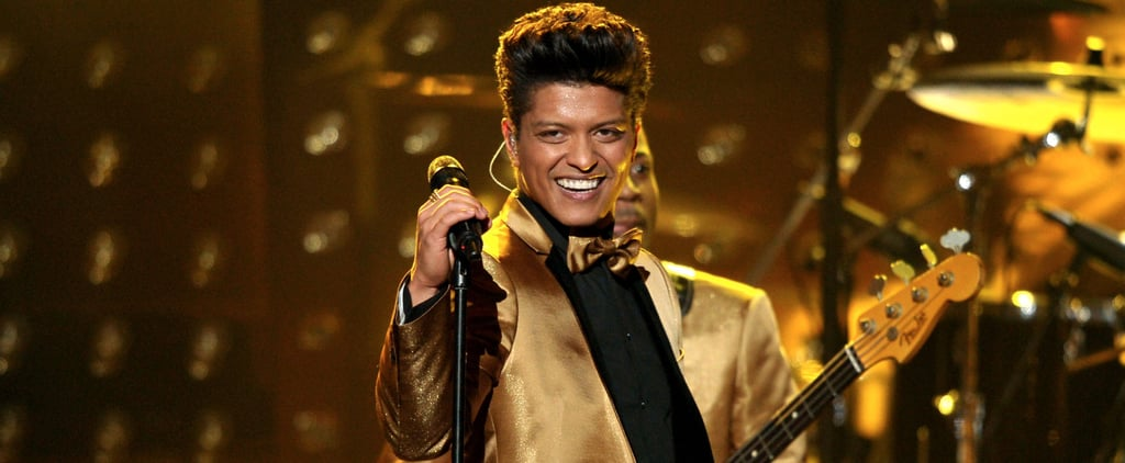 A Bruno Mars Song For Every Moment of Your Wedding, Including the Last Dance