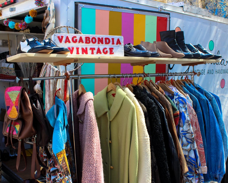 Foldaway Tote - Pan African Market 14 by VIDA VIDA YQjqVuqT9U