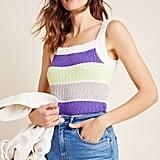 Maddie Sweater Tank