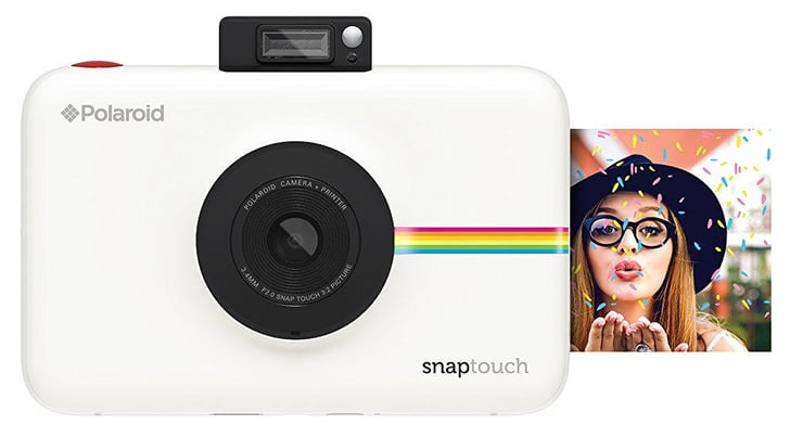 How To Use Polaroid Snap >> Polaroid Snap Touch Instant Print Digital Camera | Gifts For Teens | POPSUGAR Moms Photo 40