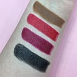 Swatches of MAC x Aaliyah Collection Lipstick
