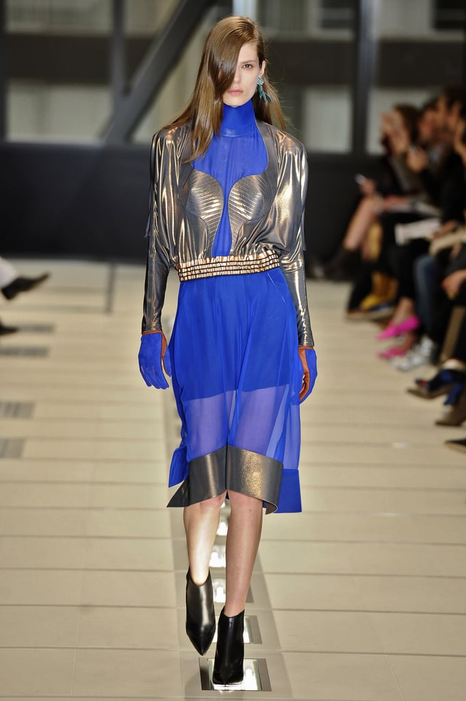 Review and Pictures of Balenciaga Autumn Winter 2012 Milan ...